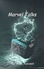 Talksy Marvel vol. 2 by the_best_huncwot
