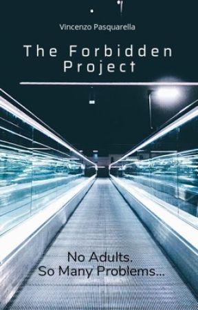 A Forbidden Project by vpasquarella
