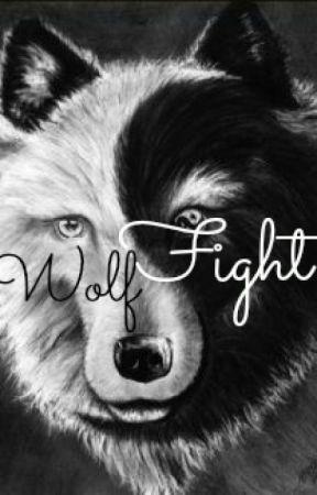 Wolf Fight by skylight22176