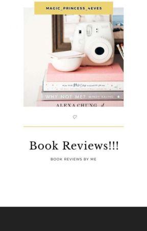 BOOK REVIEWS!!!!!!!!!!! by Magix_Princess_4eves