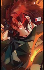 Monster (demon tanjiro) by Berenicegil123