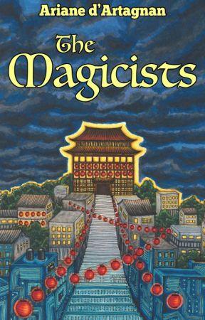 The Magicists (Sample) by arianedartagnan