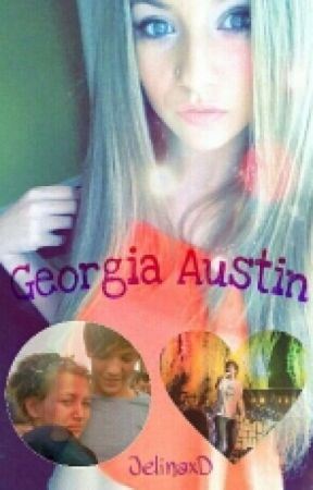 Georgia Austin - The unknown sister of Louis Tomlinson by JelinaxD