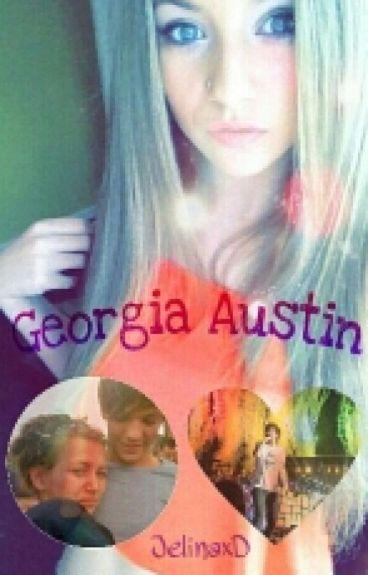 Georgia Austin - The unknown sister of Louis Tomlinson