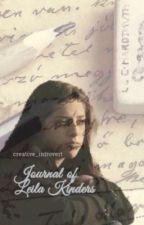 Journal of Leila Kinders by rachaelscorner