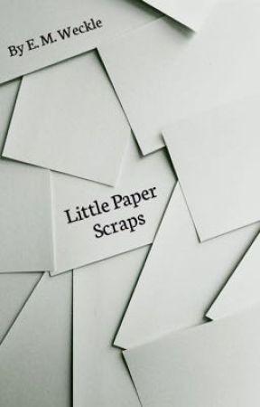 Little Paper Scraps by erica_america_22