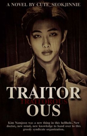 Traitorous ◌ BTS by cute_seokjinnie