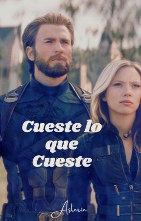 Cueste lo que Cueste // ROMANOGERS by Asterie_