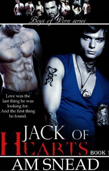 Jack of Hearts (Boys of Porn - Bk 1)