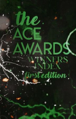ACE AWARDS WINNERS INDEX by AceSociety
