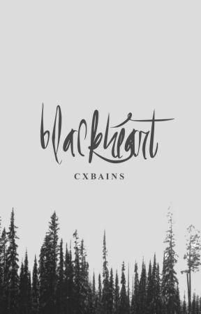 blackheart ➵ m. clifford by cxbains