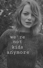 we're not kids anymore | bill denbrough {book two} by rudeth-