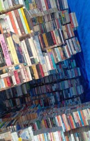 My Books ( ꈍᴗꈍ) by _poemholic