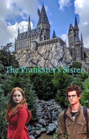 James Potter's Long Lost Sister by NatashaPrivett