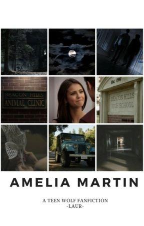 Amelia Martin ✡ Stilinski by deputyjparrish
