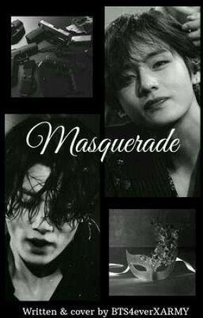 Masquerade || JJK  by BTS4everXARMY