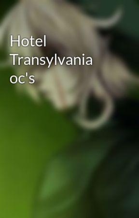 Hotel Transylvania oc's by Just_Determination