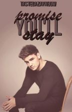 Promise You'll Stay (Liam Payne Fanfiction) by tastedazaynbow
