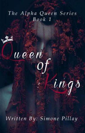 The Alpha Queen by SimonePillay