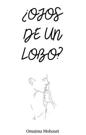 Los Ojos De Un Lobo © by omaima_m_houti_