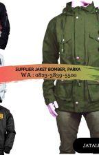 Konveksi Jual Jaket Bomber Paser, ✅ HP/WA: +62 823-3839-5500, by pusatprodusen