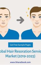 Global Hair Restoration Services Market Report-2025 by bharatbookseo
