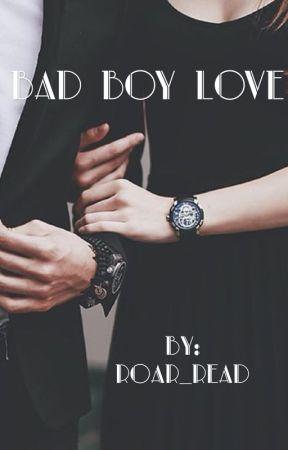 Bad Boy Love by Roar_read