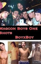 Magcon Boys One Shots BoyxBoy by AaronsOreo
