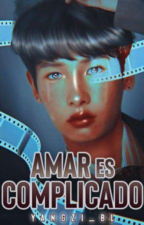 Amar Es Complicado [OffGun]  by Yangzi_BL
