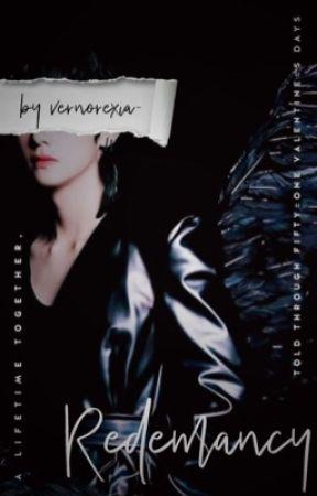 REDAMANCY  by vernorexia-