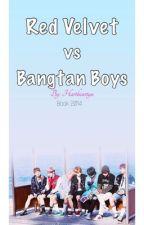 Red Velvet vs Bangtan Boys by PinkBarbieyu