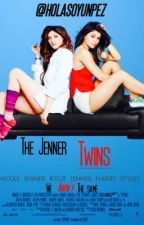 The jenner twins (One direction) by holasoyunpez