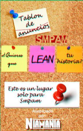 Tablero de spam. by niamania