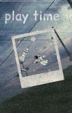 play time [STEVE HARRINGTON x reader] by aspuey