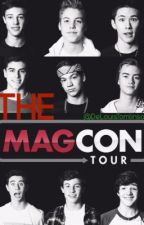 The Magcon Tour by DeLouisTomlinson