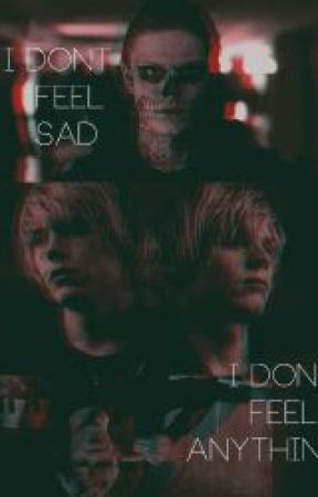 I Don't Feel Sad, I Don't Feel Anything-Tate Langdon One-Shot by love_morgue