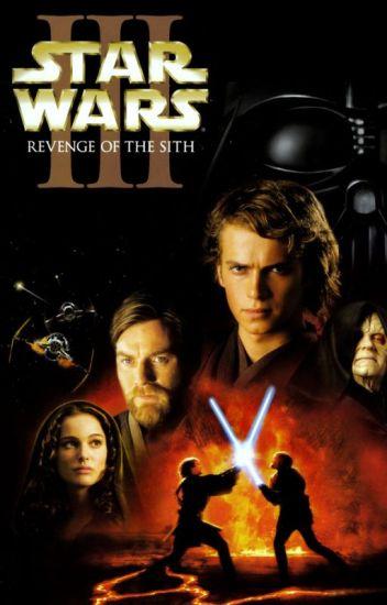 Star Wars The Chosen Life Revenge Of The Sith Book 3 Minako Namikaze Uzumaki Wattpad