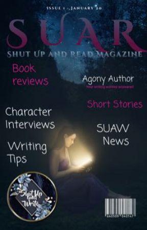 Shut Up and Read January by ShutUpandReadBC
