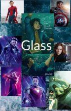 Glass ( A avengers Percy Jackson fan fic) by Teamleo4ever11