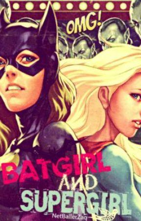 Batgirl And Supergirl A Heroes Welcome Superhero Story 2