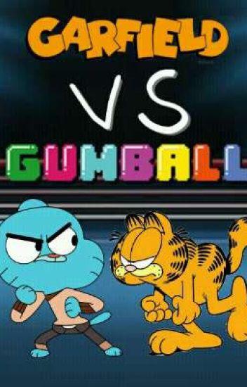 Cartoon Beatbox Battle Wattpad Edition Garfield Vs Gumball Ethan Prod Wattpad