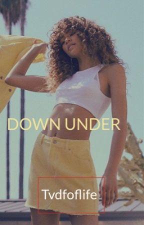 Down Under • Legacies  by tvdfoflife