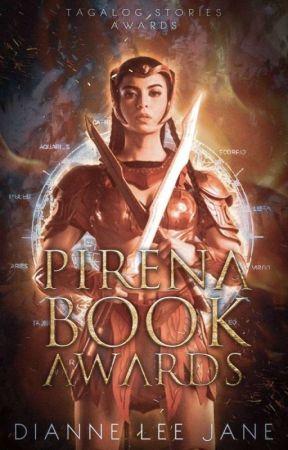Pirena Book Awards   Tagalog stories Awards {2020) by dunleejane