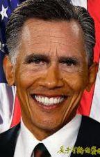 Never leave me Barack Obama X Mitt Romney by LeprosyChan