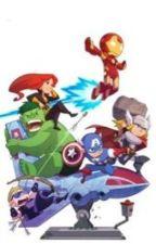 Avengers Kids by SilverLuna12
