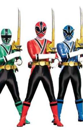 WhatsApp De Power Rangers Samurai by bel96137