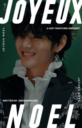 Joyeux Noël | Taehyung by jinownsmyass