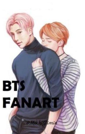 BTS FAN ARTS by jihopekookyt