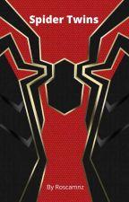 Spider Twins Au by Roscamnz