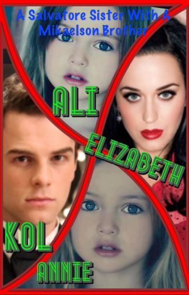 Salvatore sister with a Mikaelson brother(Kol Mikaelson love story)